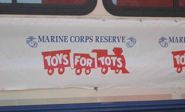 Toys For Tots Banners : Toys for tots dover de